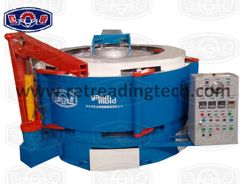 HFL Curing Press